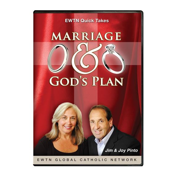 MARRIAGE AND GOD'S PLAN - DVD