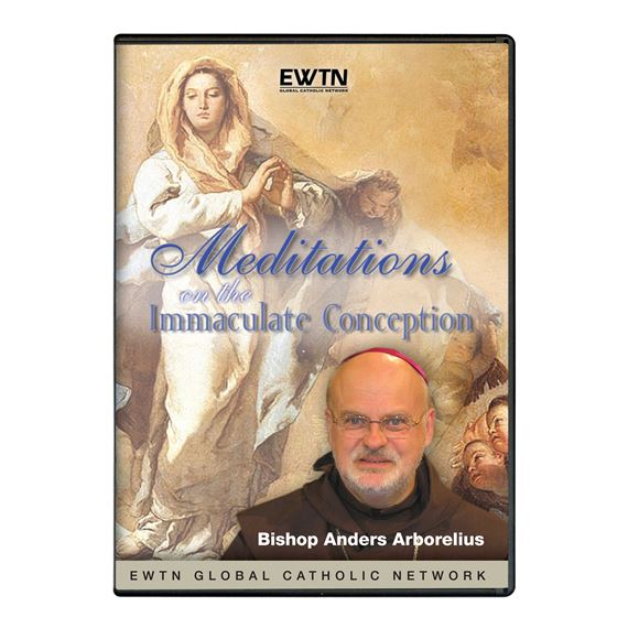 MEDITATIONS ON THE IMMACULATE CONCEPTION - DVD