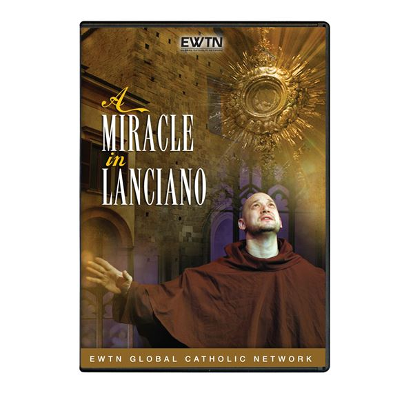 A MIRACLE IN LANCIANO - DVD