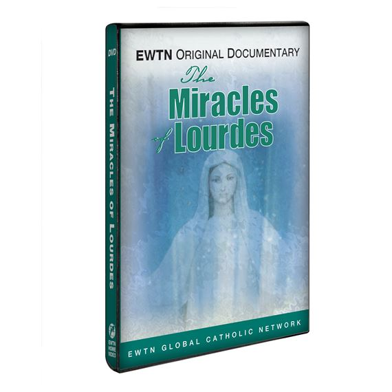 MIRACLES OF LOURDES DVD