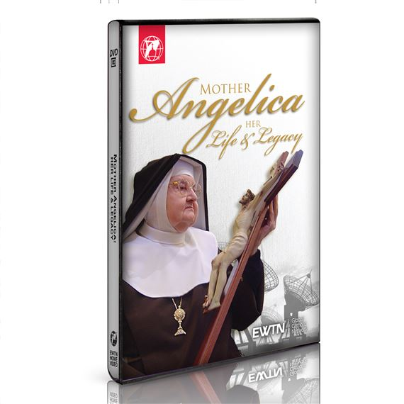 MOTHER ANGELICA HER LIFE AND LEGACY DVD
