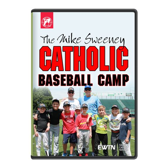 MIKE SWEENEY CATHOLIC BASEBALL CAMP - DVD