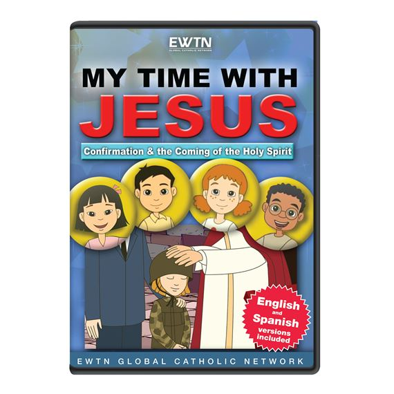 MY TIME WITH JESUS - CONFIRMATION  DVD