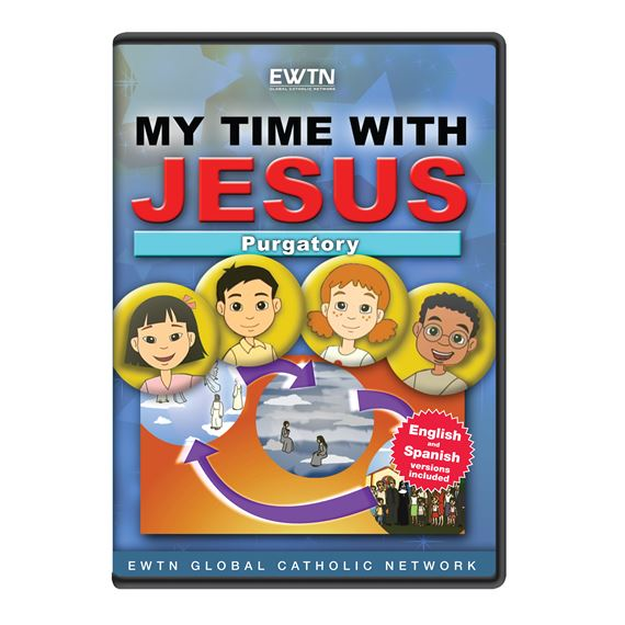 MY TIME WITH JESUS: PURGATORY DVD