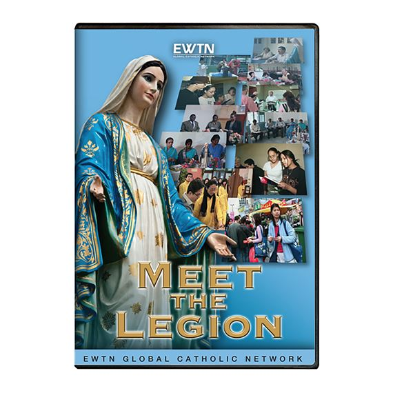 MEET THE LEGION - DVD