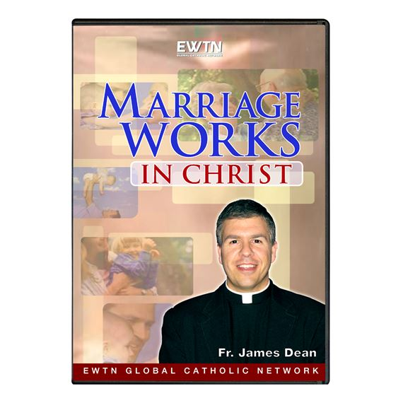 MARRIAGE WORKS IN CHRIST - DVD