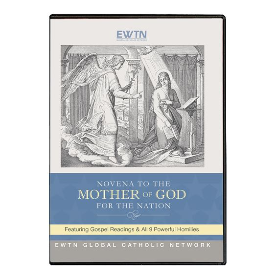 NOVENA TO THE MOTHER OF GOD FOR THE NATION (2012)  DVD