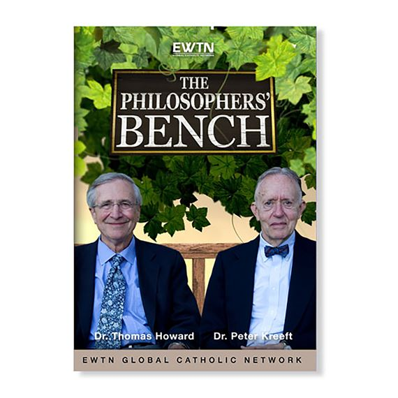 THE PHILOSOPHERS' BENCH - DVD