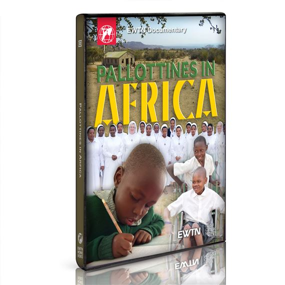 PALLOTTINES IN AFRICA DVD