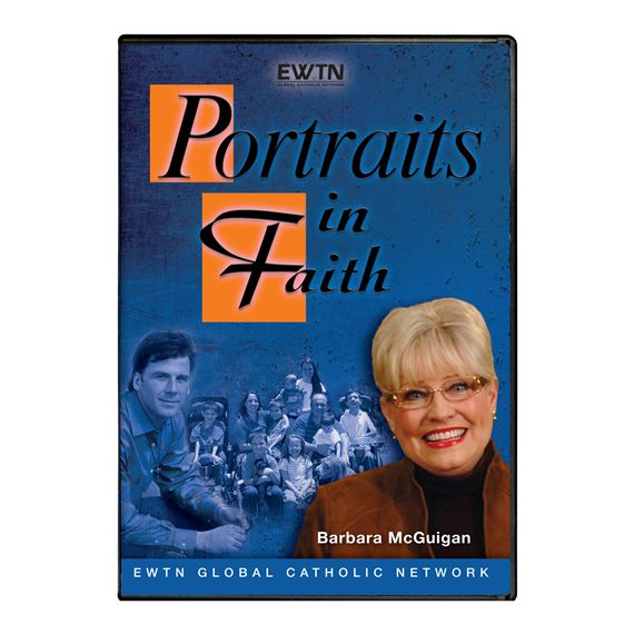 PORTRAITS IN FAITH - DVD