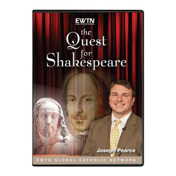 THE QUEST FOR SHAKESPEARE - DVD