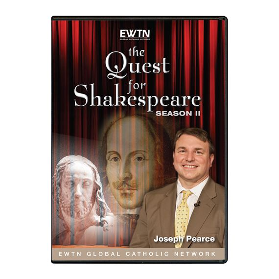 THE QUEST FOR SHAKESPEARE - SEASON II - DVD
