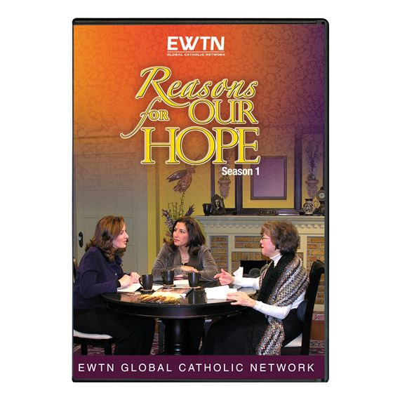 REASONS FOR OUR HOPE - SEASON 1 - DVD