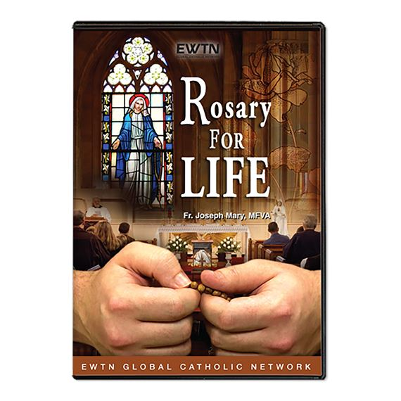 ROSARY FOR LIFE - DVD