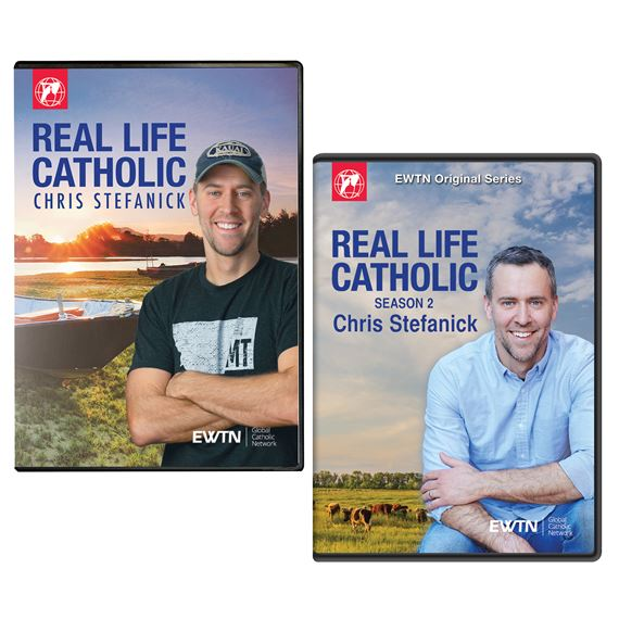 REAL LIFE CATHOLIC DVD SPECIAL