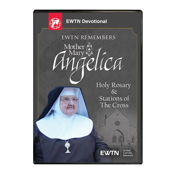 EWTN REMEMBERS MOTHER ANGELICA DVD