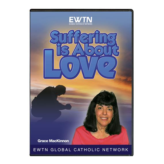 SUFFERING IS ABOUT LOVE - DVD