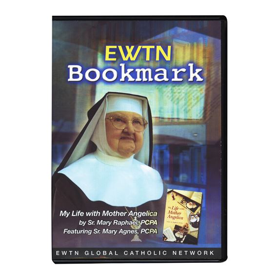 BOOKMARK SPECIAL: MOTHER ANGELICA - IN PRINT - DVD