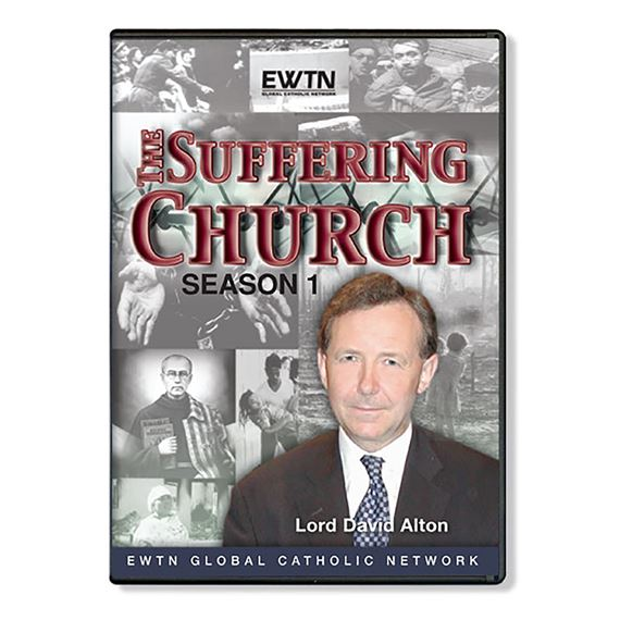 THE SUFFERING CHURCH - DVD