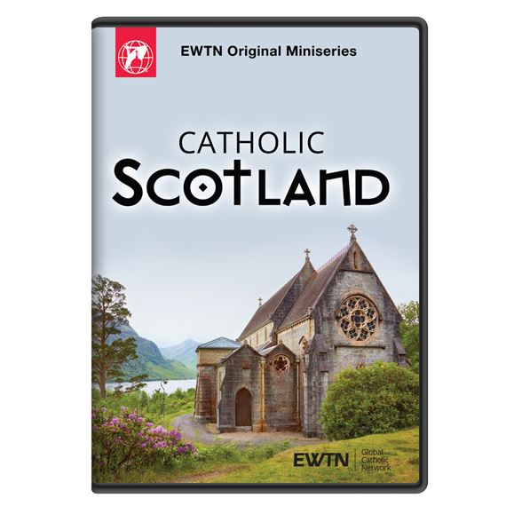 CATHOLIC SCOTLAND DVD