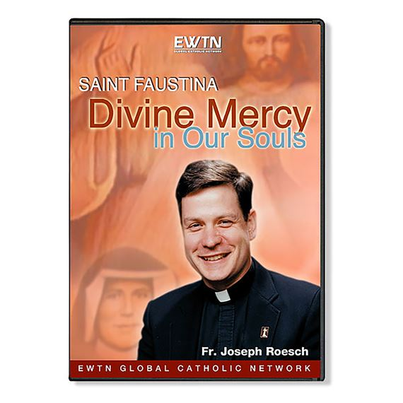 ST. FAUSTINA: DIVINE MERCY IN OUR SOULS DVD