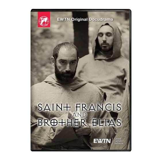SAINT FRANCIS AND BROTHER ELIAS DVD