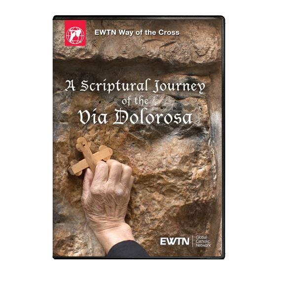 SCRIPTURAL JOURNEY OF THE VIA DOLOROSA - DVD