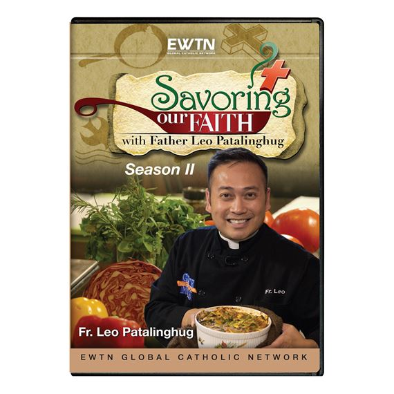 SAVORING OUR FAITH SEASON 2 - DVD
