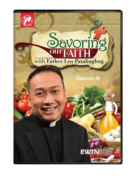 SAVORING OUR FAITH SEASON 3 - DVD