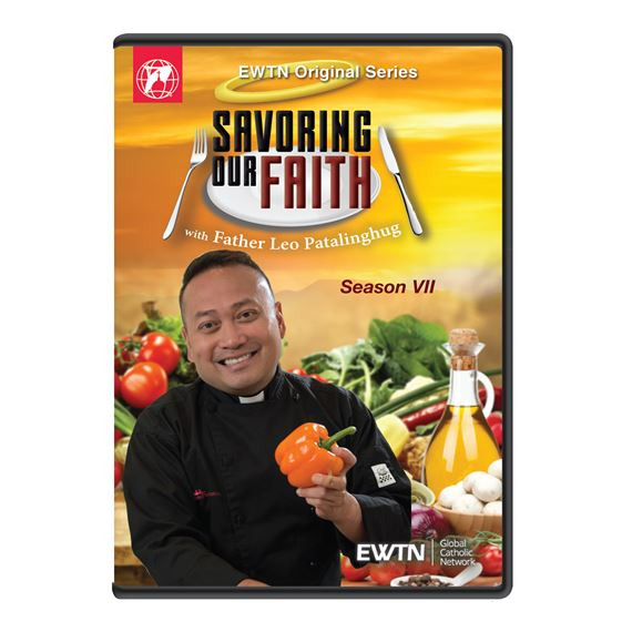 SAVORING OUR FAITH SEASON 7 DVD