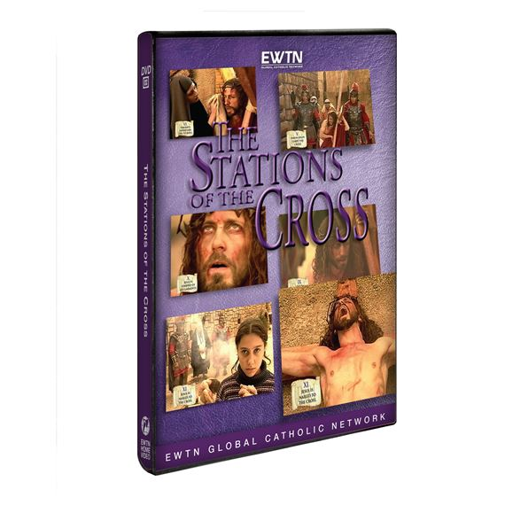 STATIONS OF THE CROSS DVD
