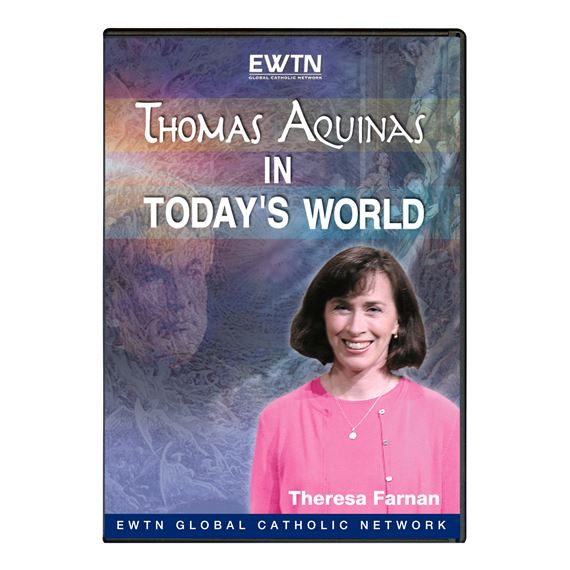 ST. THOMAS AQUINAS IN TODAY'S WORLD - DVD