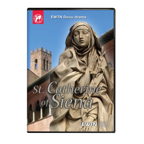 ST. CATHERINE OF SIENA - DVD