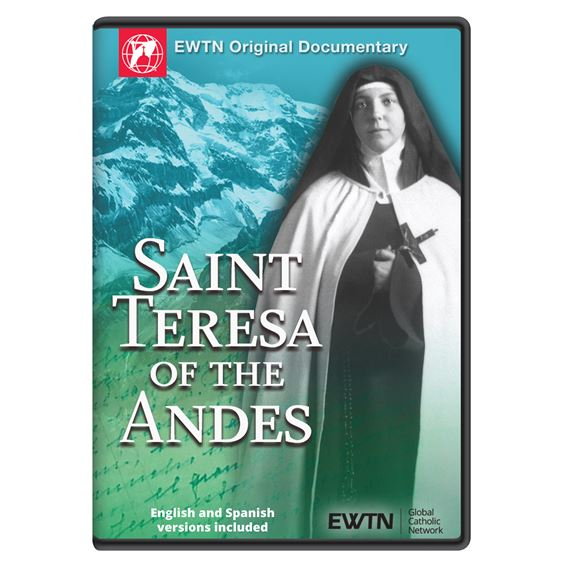 SAINT TERESA OF THE ANDES DVD