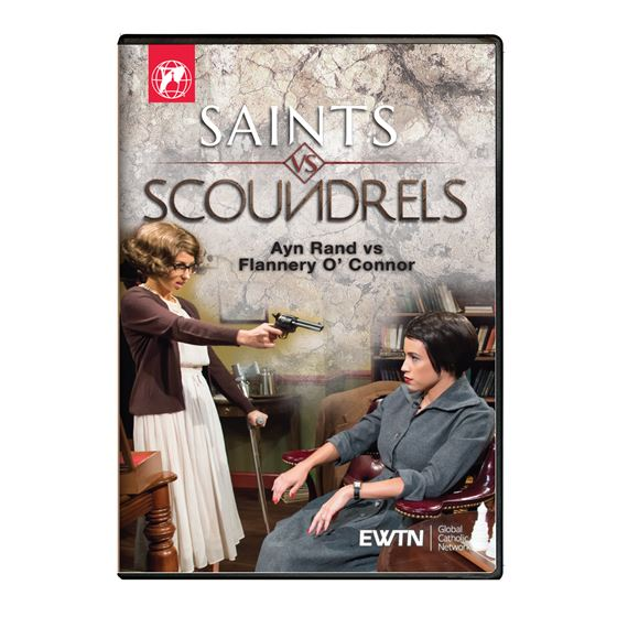SAINTS vs. SCOUNDRELS:  RAND vs.  O' CONNOR
