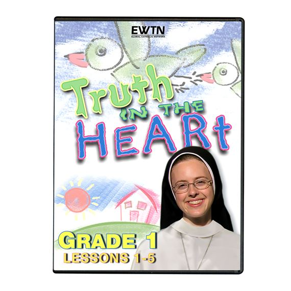TRUTH IN THE HEART: GRADE 1 - DVD