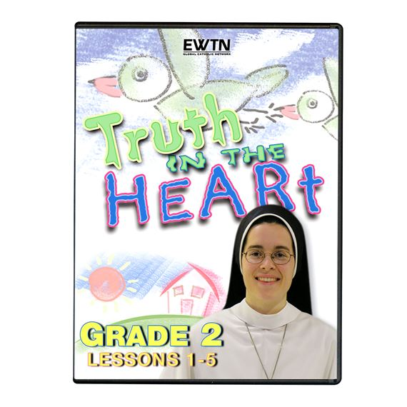 TRUTH IN THE HEART: GRADE 2 - DVD