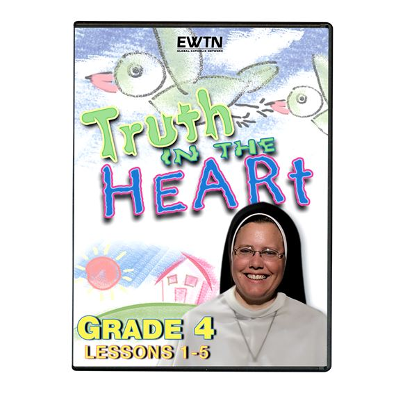 TRUTH IN THE HEART: GRADE 4 - DVD