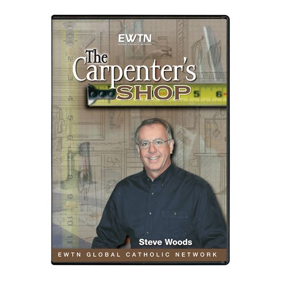THE CARPENTER SHOP - DVD
