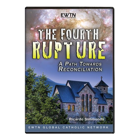 THE FOURTH RUPTURE - DVD