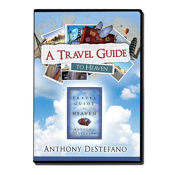 A TRAVEL GUIDE TO HEAVEN - DVD