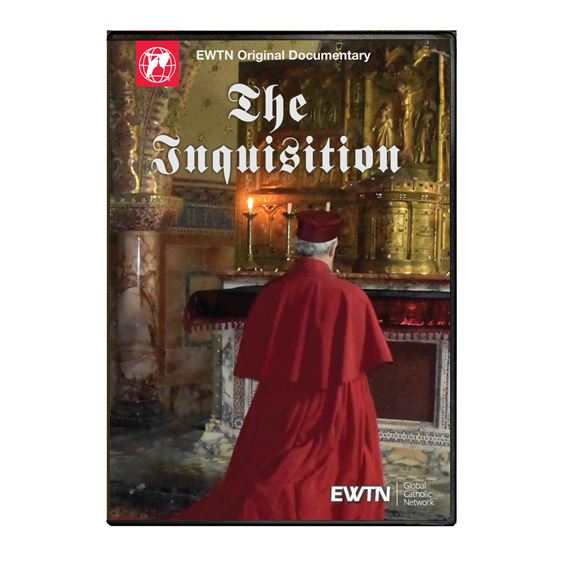 THE INQUISITION DVD
