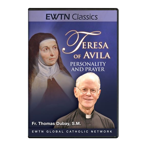TERESA OF AVILA: PERSONALITY & PRAYER - DVD