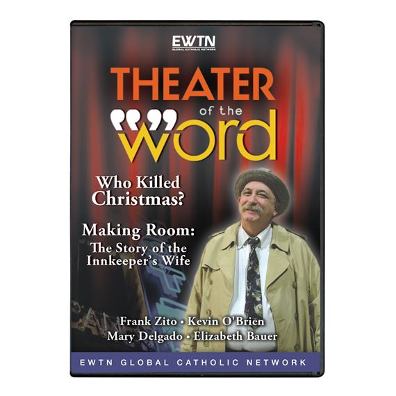 THEATER OF THE WORD  A MORNING STAR CHRISTMAS DVD