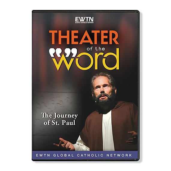 THEATER OF THE WORD - THE JOURNEY OF ST. PAUL -DVD