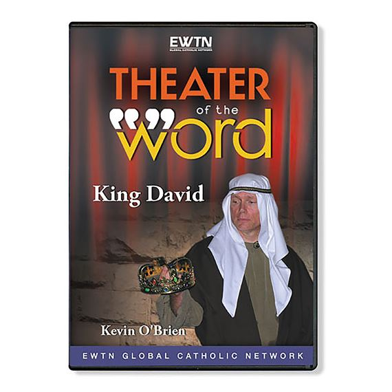 THEATER OF THE WORD  KING DAVID  DVD