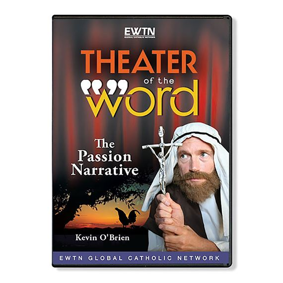 THEATER OF THE WORD THE PASSION NARRATIVE  DVD