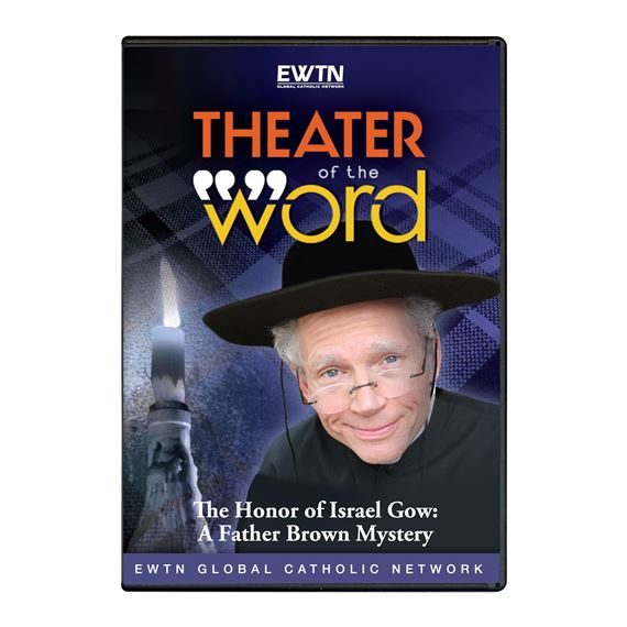 THEATER OF THE WORD  THE HONOR OF ISRAEL GOW DVD
