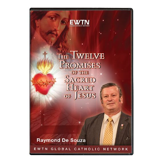 THE TWELVE PROMISES OF THE SACRED HEART DVD