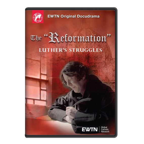 "THE ""REFORMATION"" - LUTHER'S STRUGGLES DVD"